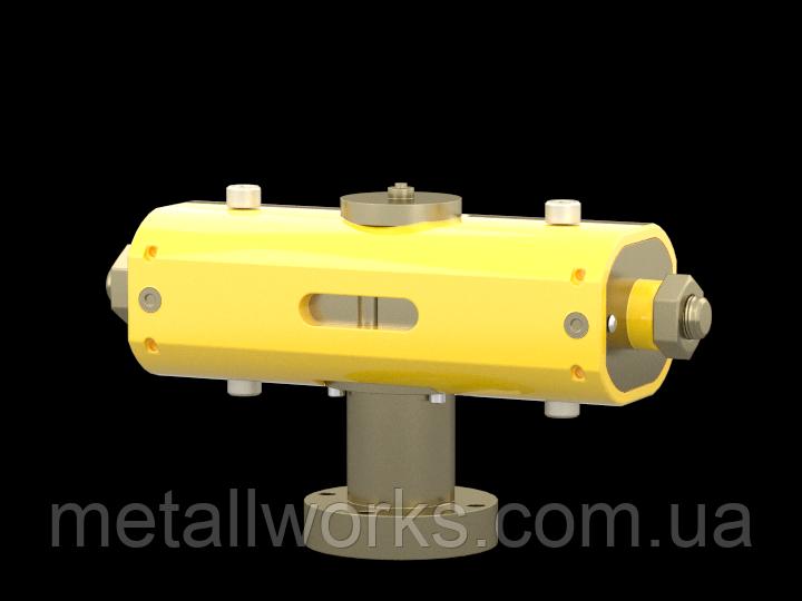 Привод пневматический ПП 50 Подробнее: https://metallworks.com.ua/p1141606220-privod-pnevmaticheskij.html