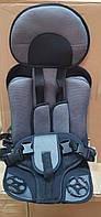 Детское авто кресло с подголовником ОПТ