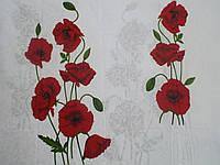 Бязь Голд Червоні Маки, фото 1