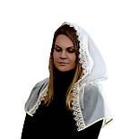 Платок Церковный Белый, фото 2