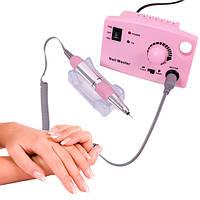 Фрезер для маникюра и педикюра DM-997 35 тыс.об/минуту Розовый