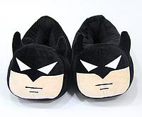 Тапочки Batman, тапки Бетмен,36-40