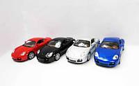 """Машина Kinsmart """"Porsche Cayman S"""" KT5307W"""