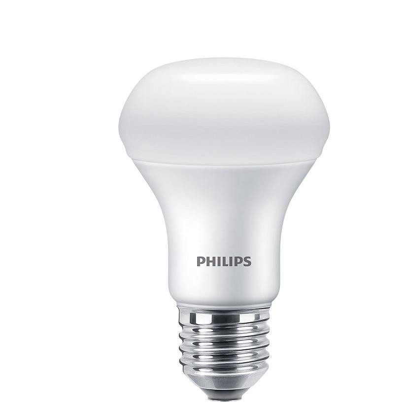 Лампа светодиодная LED Spot 7W E27 6500K 230V R63 RCA Philips (929001857887)