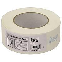 Стрічка паперова Knauf Kurt, рулон 25м. Кнауф Курт