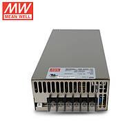 Блок питания для светодиодной ленты на 12В Mean Well SE-600-12