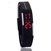 Стильный браслет - электронные часы
