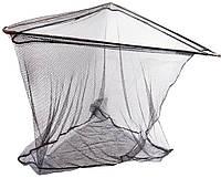 """Подсак Brain Carp Landing Net 42"""" 105x105cm (1858.21.11)"""