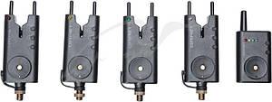 Набор сигнализаторов Brain Wireless Bite Alarm B-1 3+1 (1858.42.23)