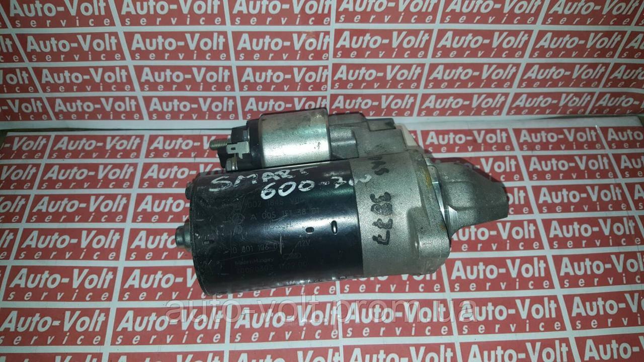 Стартер на Mercedes Smart CABRIO, CITY-COUPE, FORTWO 0.80,   A0051513801