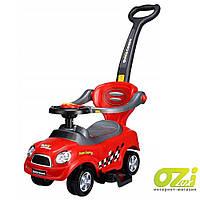 Детская машинка-каталка Z321-3 красная