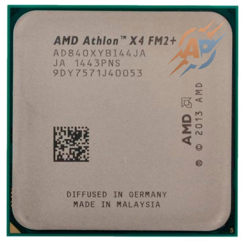 Процессор AMD Athlon X4 840 (3100MHz, сокет FM2+) AD840XYBI44JA 65W