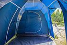 Палатка туристична Abarqs Clif 8 з тамбуром + антимоскітна сітка + проклеєні шви намет, фото 8
