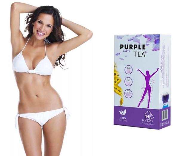 Purple Tea Forte