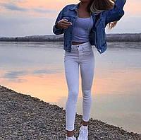 """Женские стильные джинсы """"super skinny"""", фото 1"""
