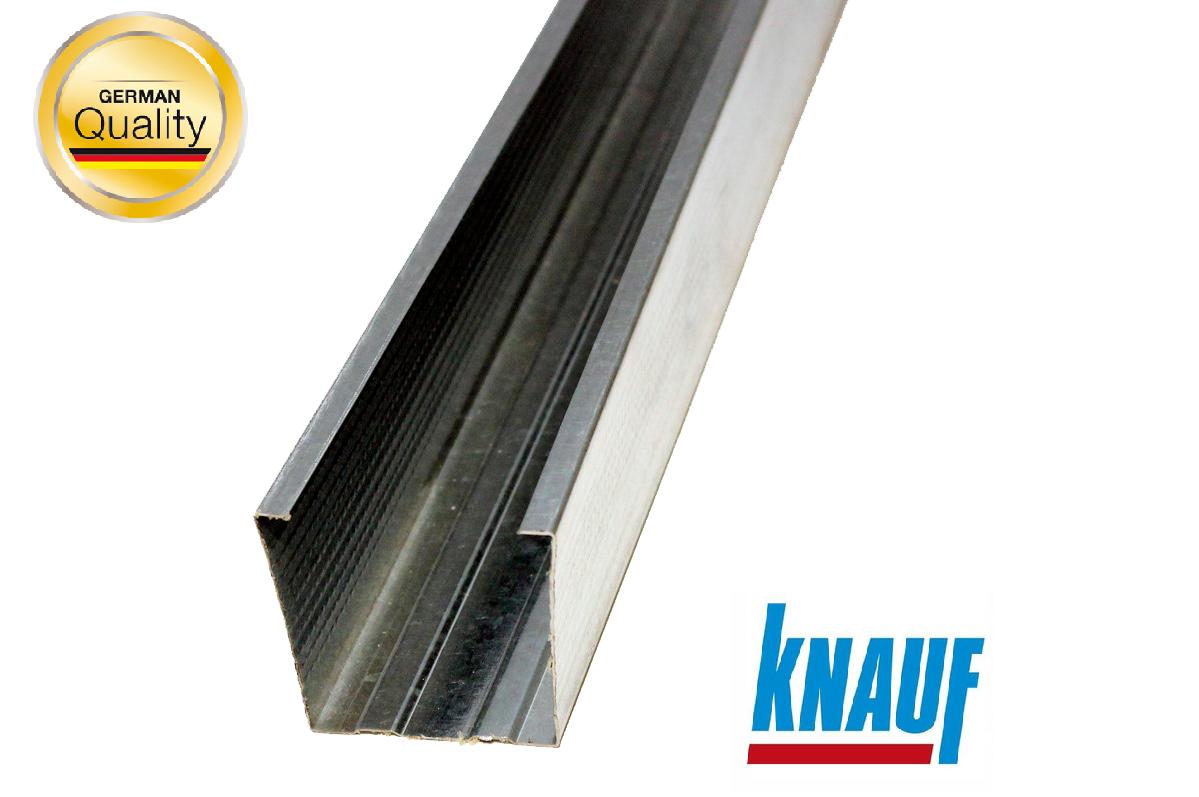 Профиль CW 75 KNAUF  0,6 мм 4 м  (8шт/уп)