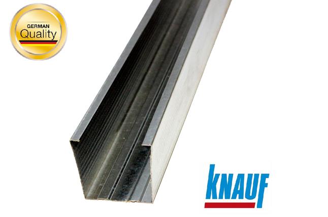Профиль CW 75 KNAUF  0,6 мм 4 м  (8шт/уп), фото 2