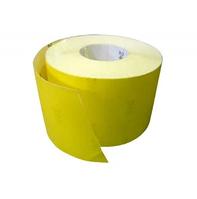 Бумага наждачная на бумажной основе, 115 мм х 50 м, зерн. 80