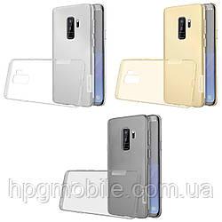 Чехол для Samsung Galaxy S9 Plus G965 (2018) - Nillkin Nature TPU Case, Ultra Slim, силикон