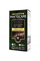 7NC Карамель Стойкая питательная краска для волос Herbal Time PHYTOCARE, фото 1
