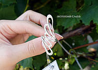 Кільце з срібла з камінням арт. к8700, фото 1
