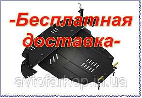 Захист двигуна Citroen C8 (2002-2010)(Захист двигуна Сітроен С8) Кольчуга