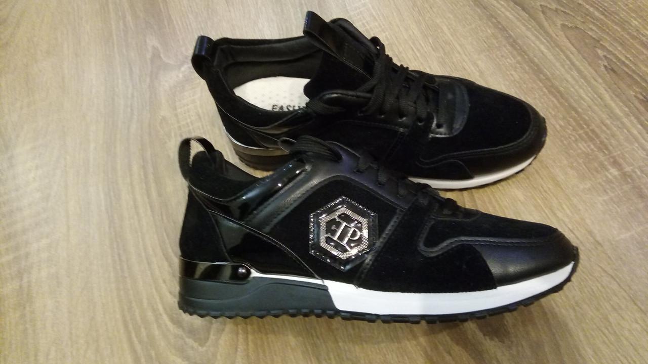 Кроссовки кроссовки черные BF 29-61, 36