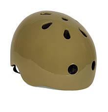 Велосипедний шолом 44 - 51см, оливковий Coconut, фото 2