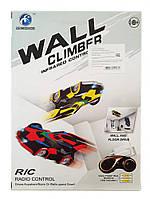 Антигравитационная машинка Wall Climder MX-08 (ездит по полу, потолку) с пультом ДУ