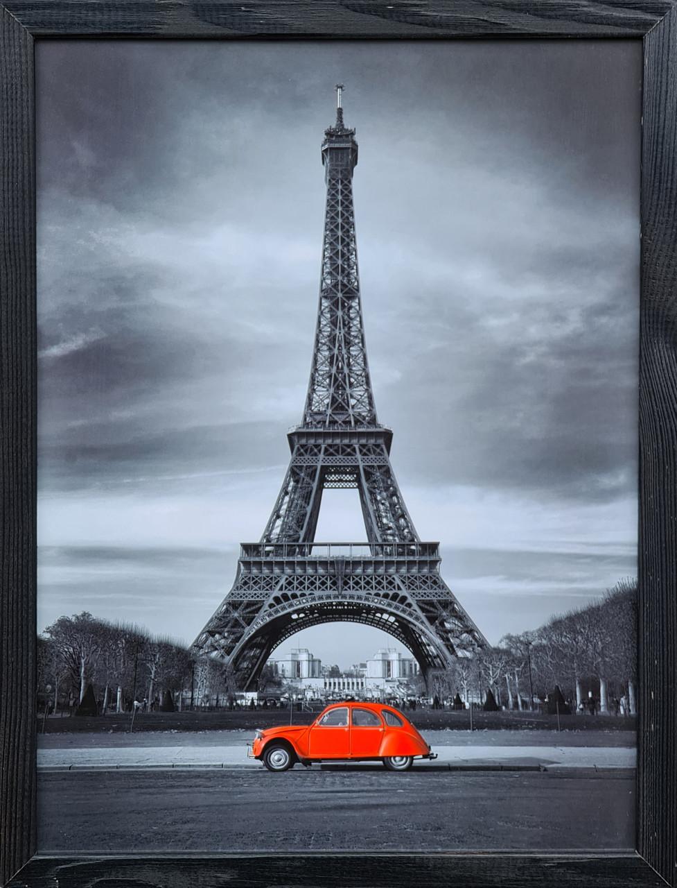 """Фотокартина в деревянной раме """"Paris 4"""", 30х40 см"""