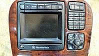 Comand D навигация Mercedes S-Class W220, 2208203489, A2208203789