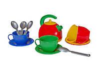 """Детский набор игрушечной  посуды """"Маринка 4"""" 0878 Технок"""