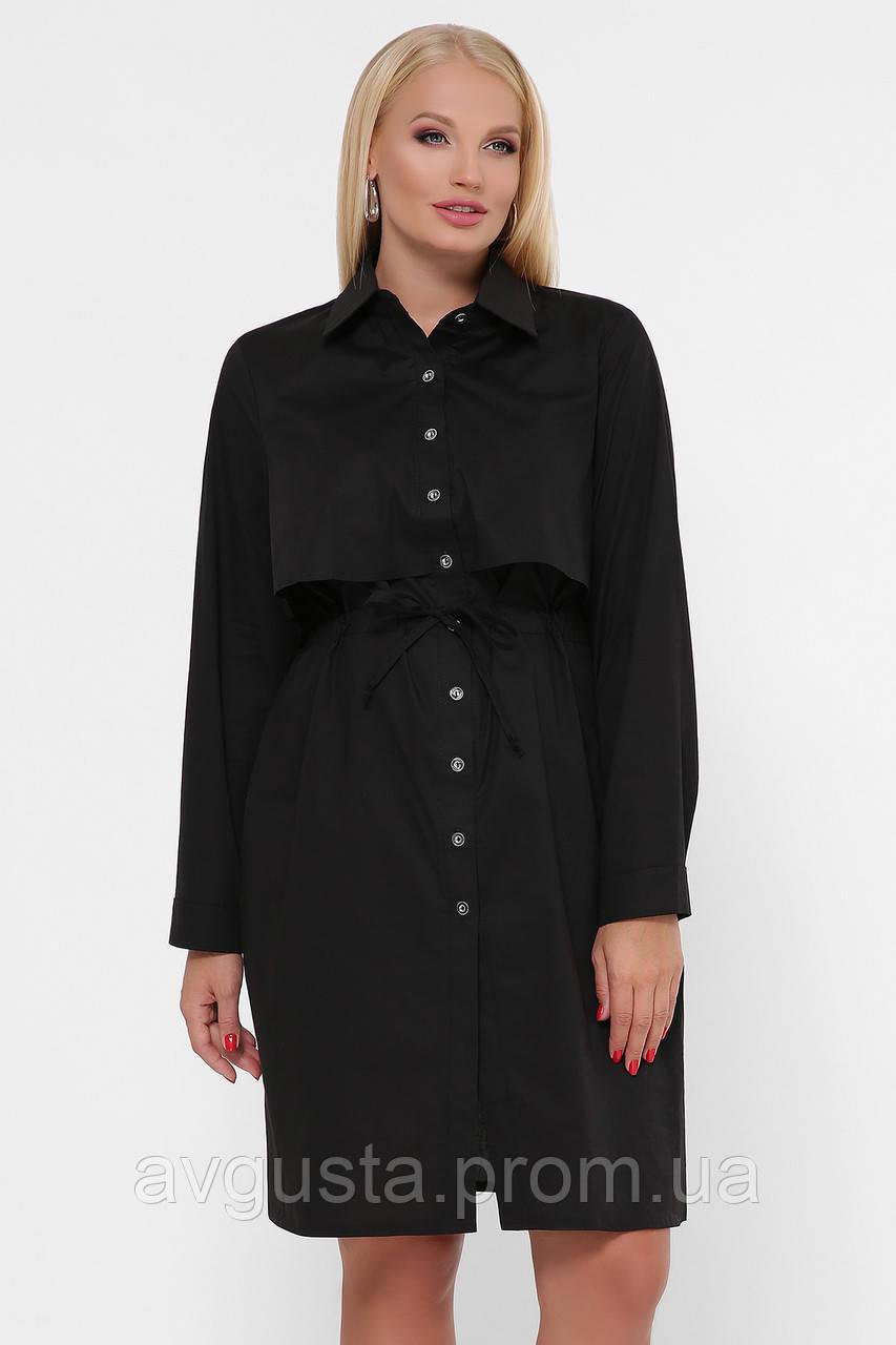 GLEM 0301 Платье-рубашка