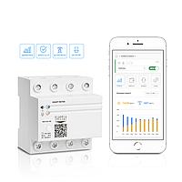 WiFi лічильник електроенергії трифазний Баклер КСР-321-40А