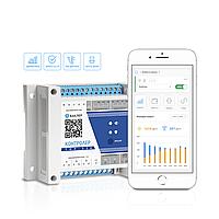 WiFi лічильник електроенергії Баклер ТОР-326-Т5 5А трансформатори струму