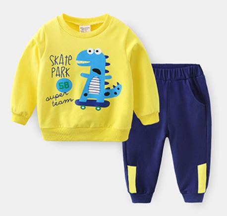 Дитячий спортивний костюм для хлопчика 110, 120
