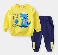 Детский спортивный костюм для мальчика  120