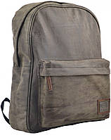 Подростковый рюкзак YES TEEN 31х42х13 см 17 л для мальчиков ST-16 Infinity deep black (555042)