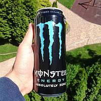 Monster energy Absolutely Zero (енергетик монстер напиток)