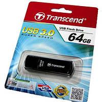 Флешка  64Gb Transcend  700 USB3.0 Черная