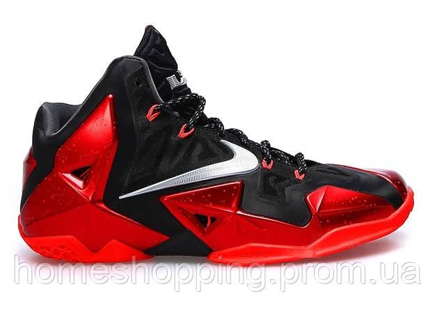 Мужские кроссовки для баскетбола Nike Lebron 11 - Homeshopping в Харькове 6c22c8de422