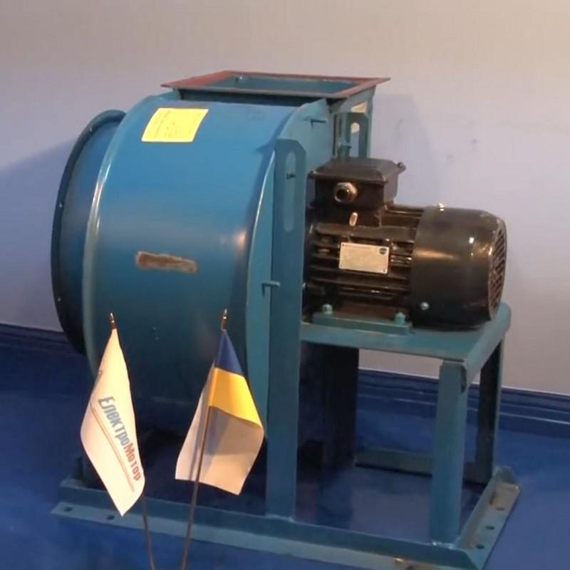 Вентилятор ВЦ 14-46 № 2,5 (двигатель 2,2/3000)