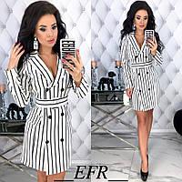 Женское стильное  платье пиджак, фото 1