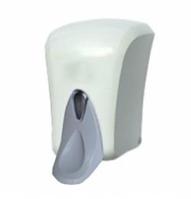 Дозатор S6 жидкого мыла 1л белый