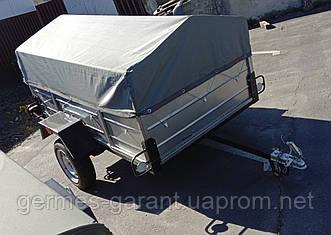 Причеп до автомобіля Лев 21 АРВ 1250 кг новий