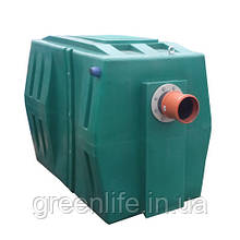 Сепаратор нафтопродуктів ФСП 10, сепаратор нафти, ( продуктивність 10 л/с)