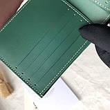 Бумажник Goyard 20936 зеленый, фото 8