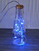 Бутылка-светильник, ночник лампа usb (19*8*8 см.)