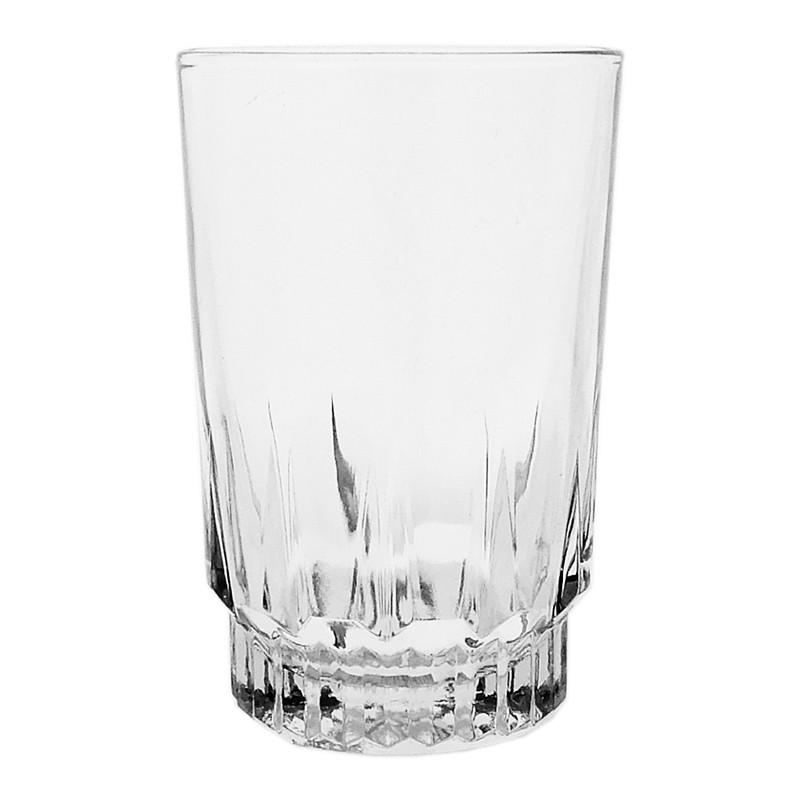 Стакан средний стеклянный UniGlass Olympus 265мл