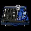 Компрессограф для бензиновых двигателей с набором адаптеров SPCS 17,5 SK Master